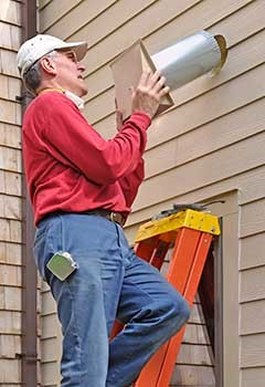 Low Cost Dryer Vent Replacement Near Valley Center